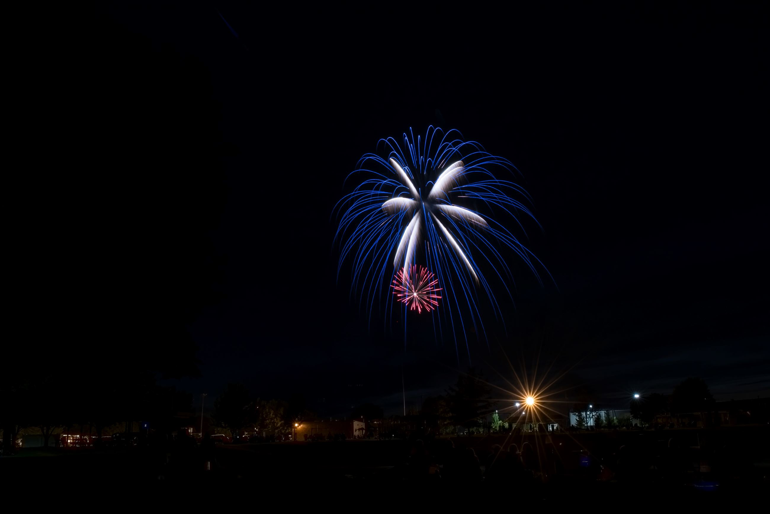 Coldwater Fireworks