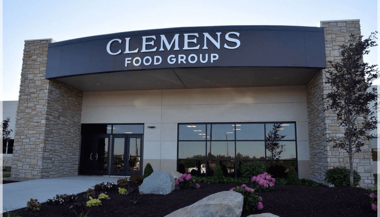 Entrance to Clemens Food Group