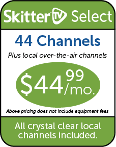 Skitter Select Pricing