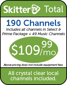 Skitter Total Pricing