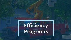 Efficiency Programs