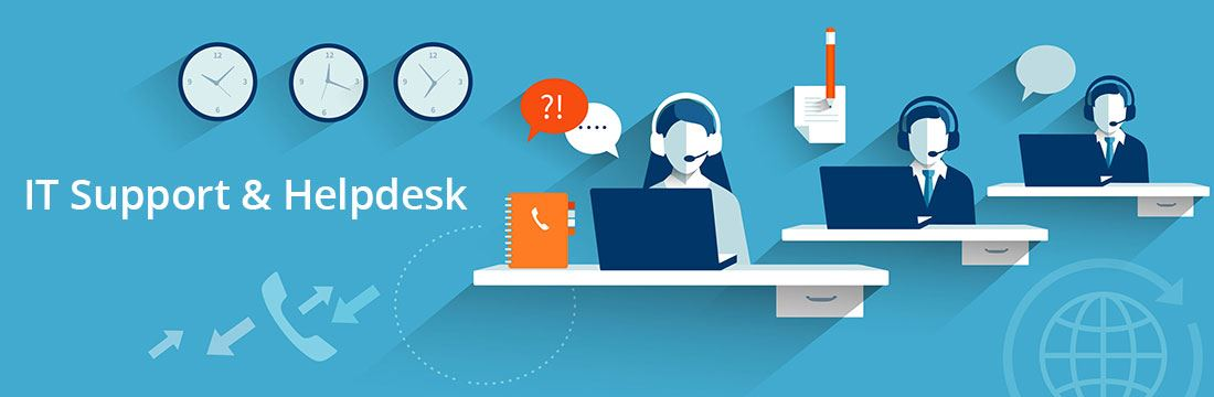 IT Support and Helpdesk